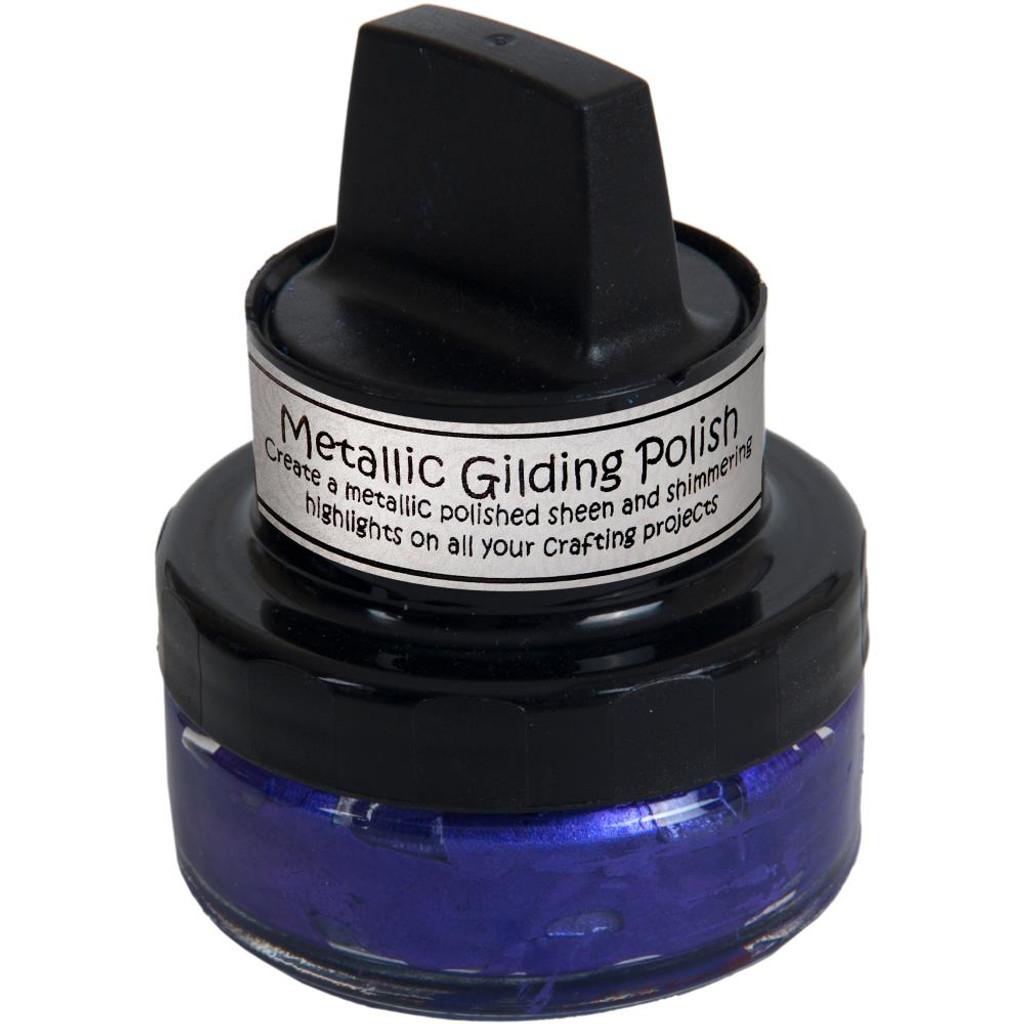Cosmic Shimmer Metallic Gilding Polish - Purple Mist