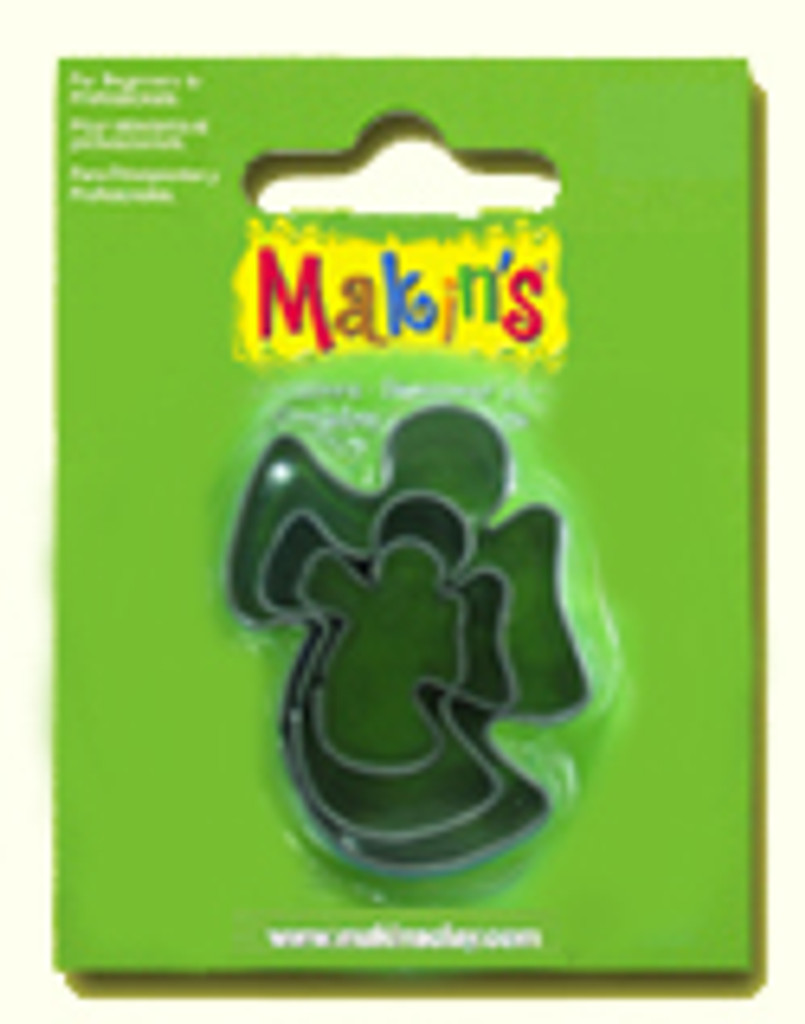 Makin's Clay 3 Piece Cutter Set Angel