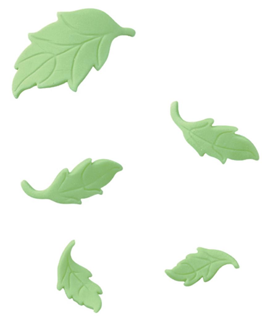 Rose Leaf - Fondant Cut & Press