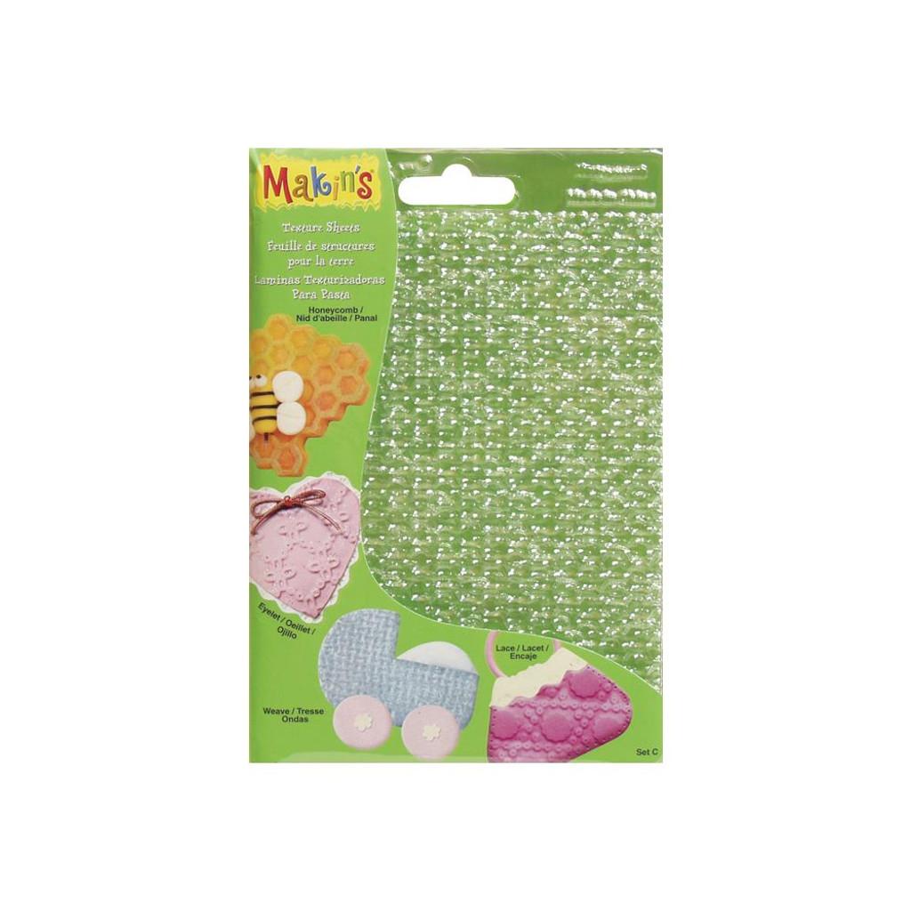 Makins Texture Sheets Set C