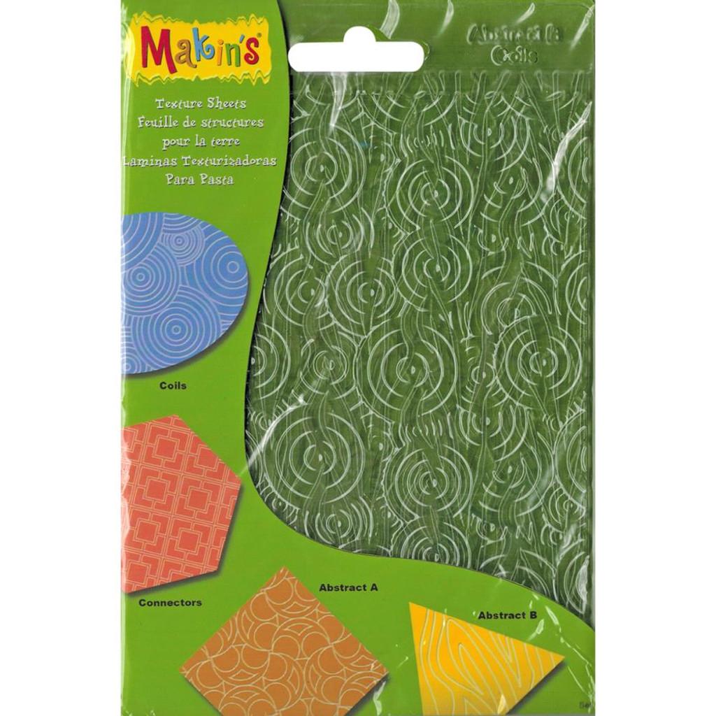 Makins Texture Sheets Set H