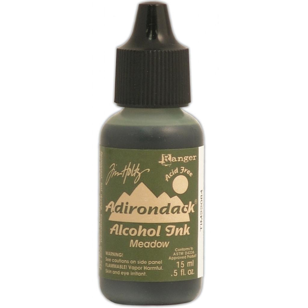 Alcohol Inks Tim Holtz - Meadow