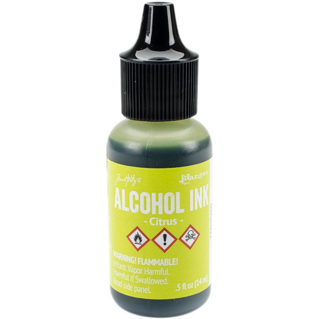 Alcohol Inks Tim Holtz - Citrus