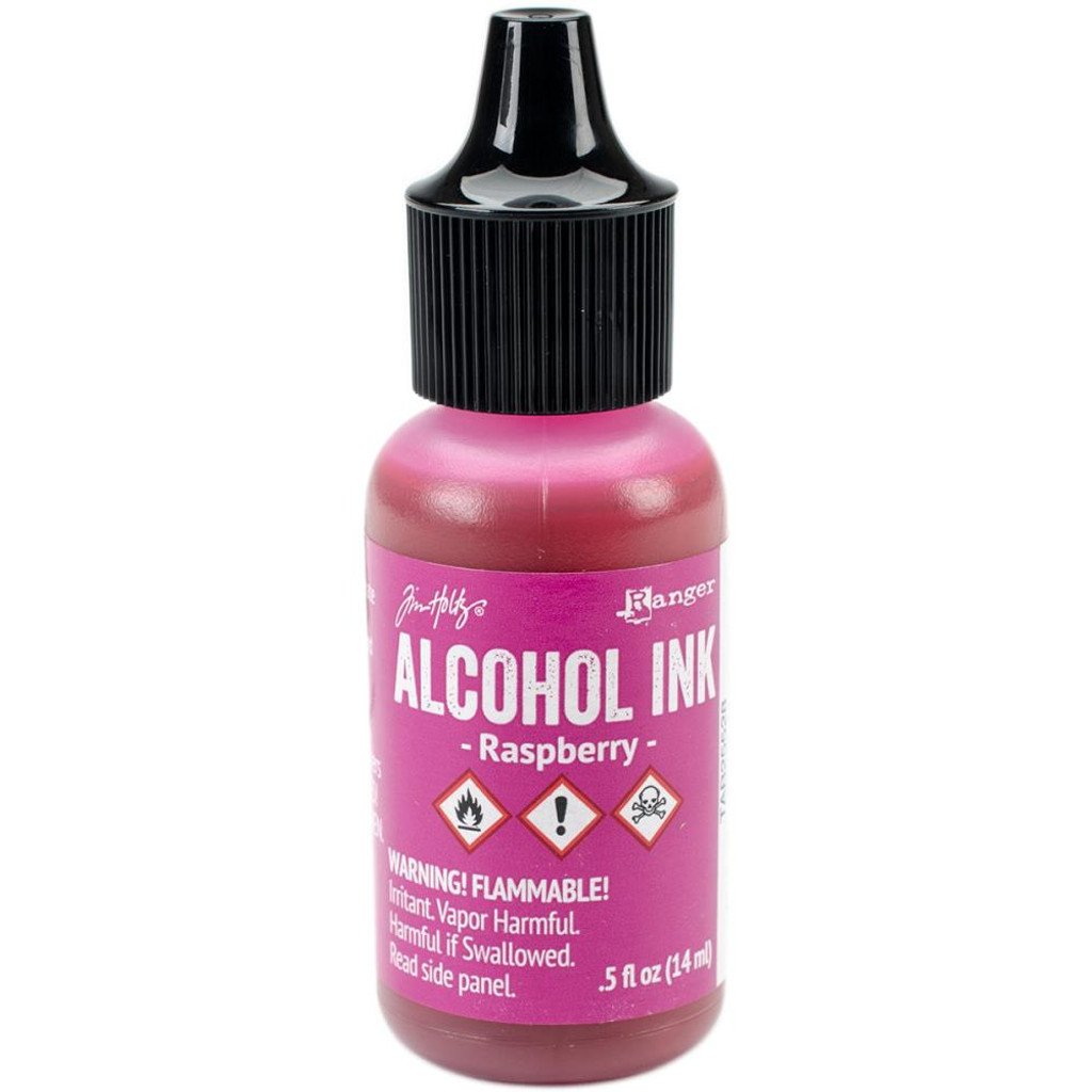 Alcohol Inks Tim Holtz - Raspberry