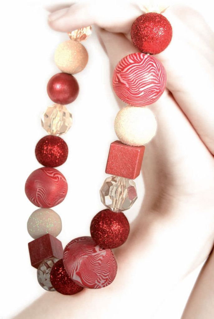 Pardo Jewellery Clay - Coral