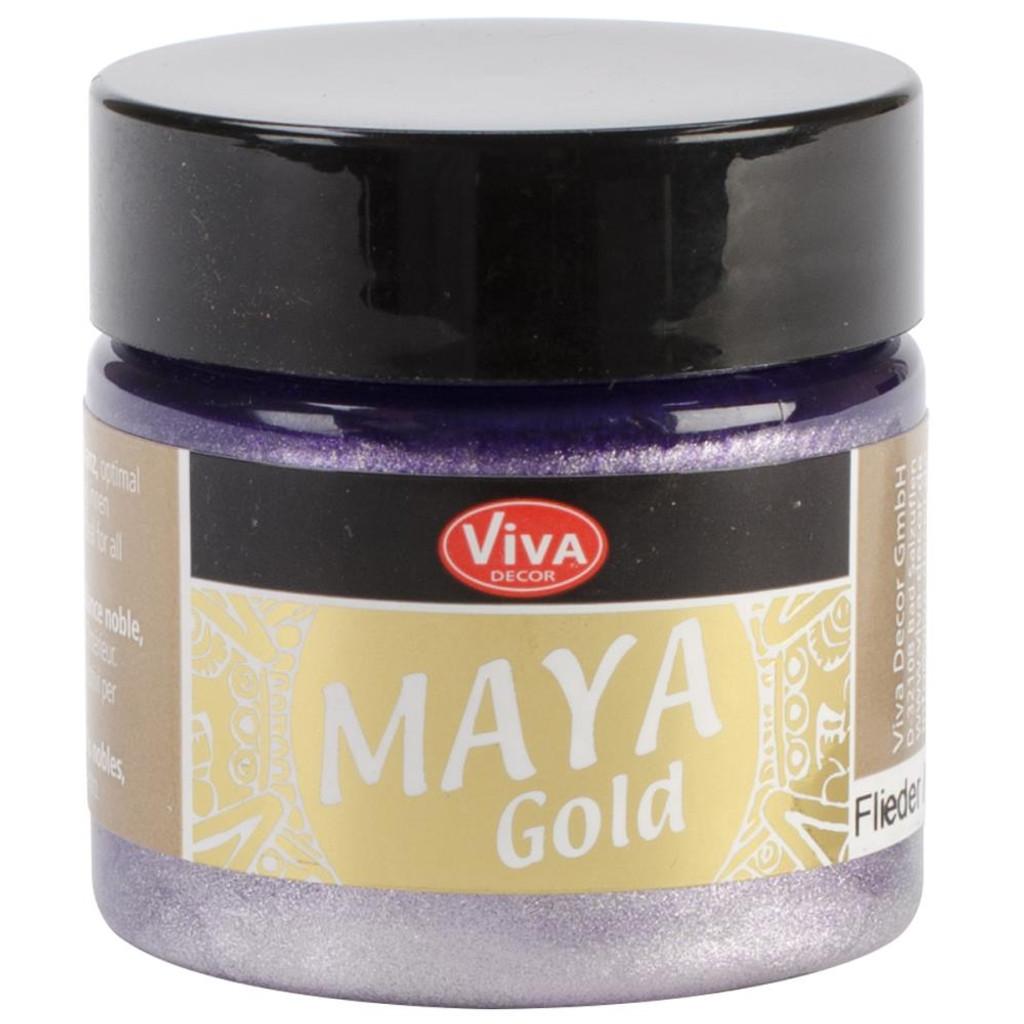 Maya Gold - Lilac