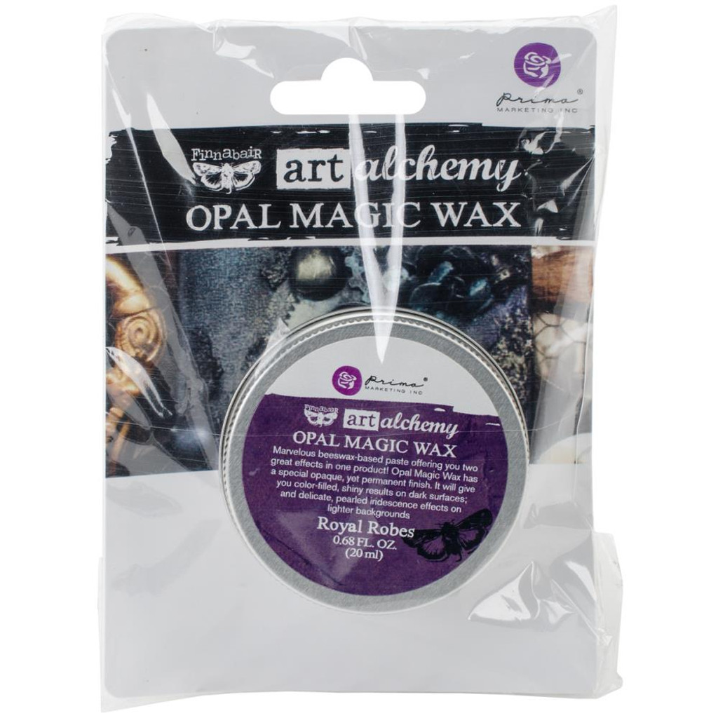 Finnabair Art Alchemy Opal Magic Wax - Royal Robes