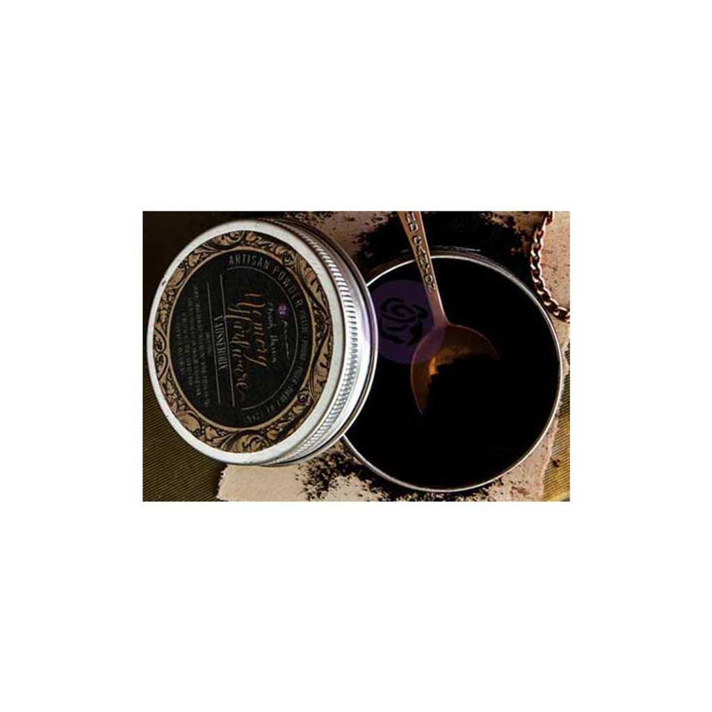 Frank Garcia Memory Hardware Artisan Powder - Vausseroux Black