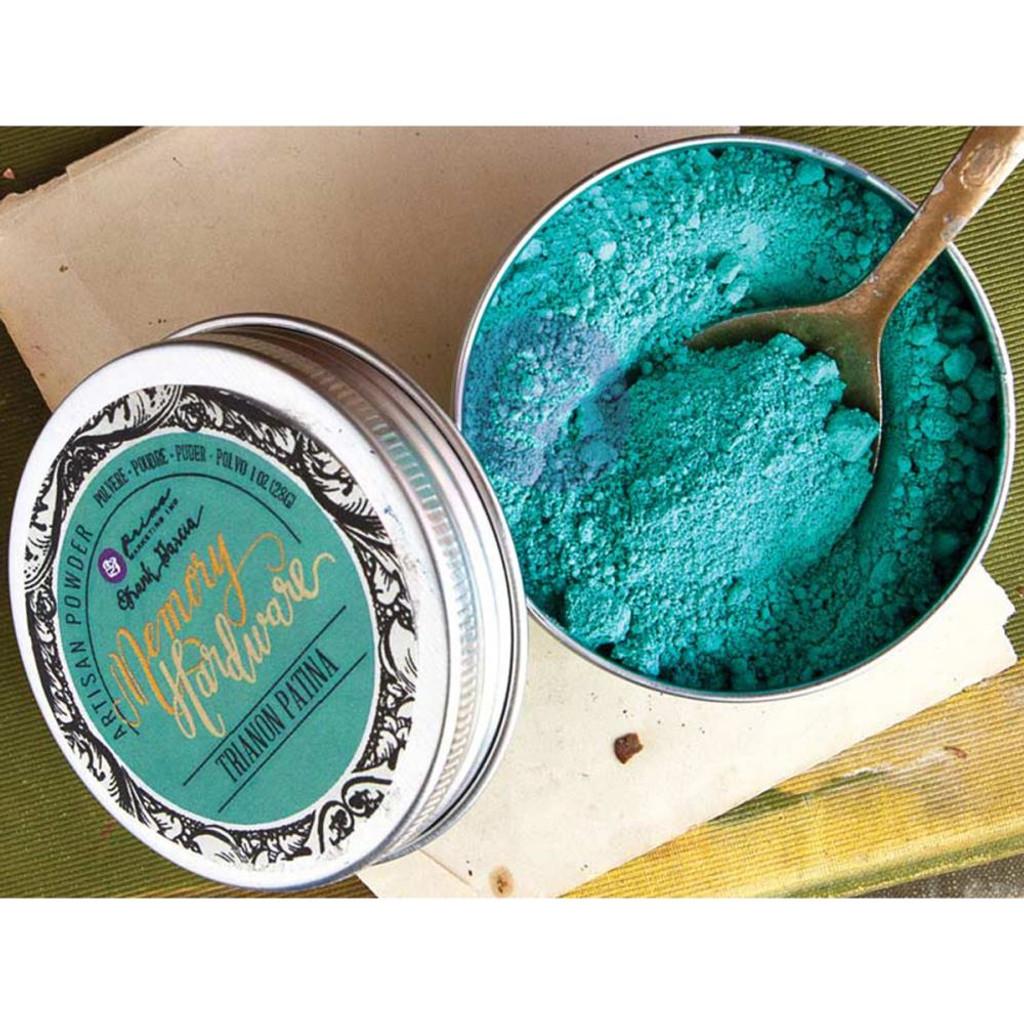 Frank Garcia Memory Hardware Artisan Powder - Trianon Patina