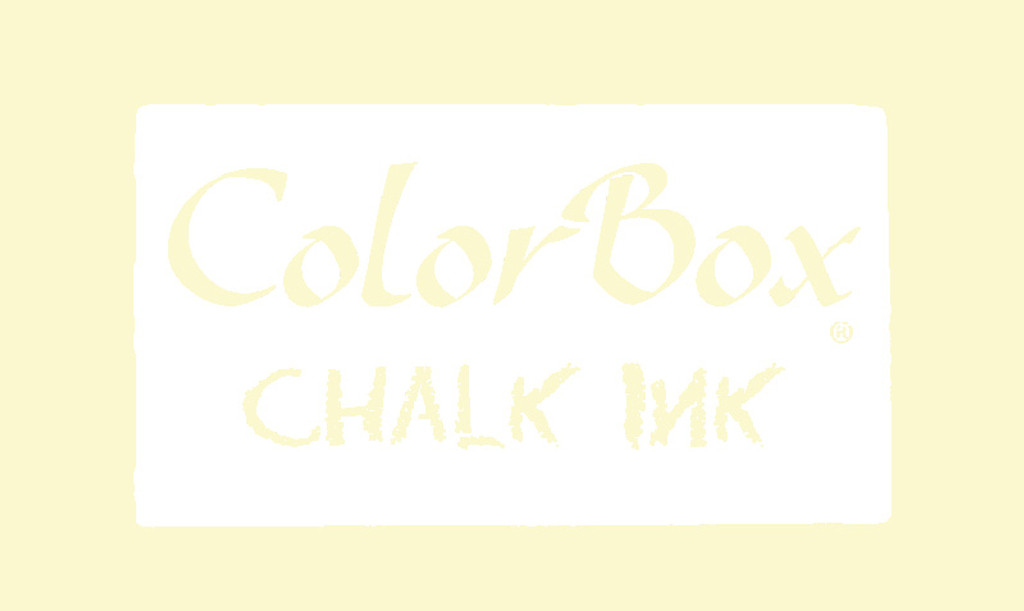 ColorBox Chalk Ink Refill - Alabaster
