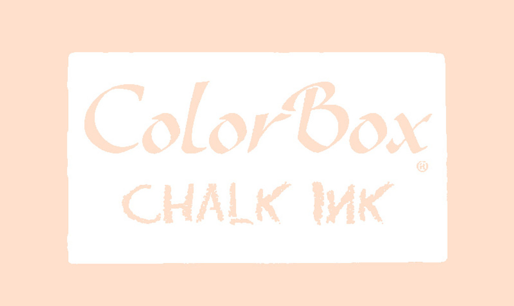 ColorBox Chalk Ink Refill - Amber Clay