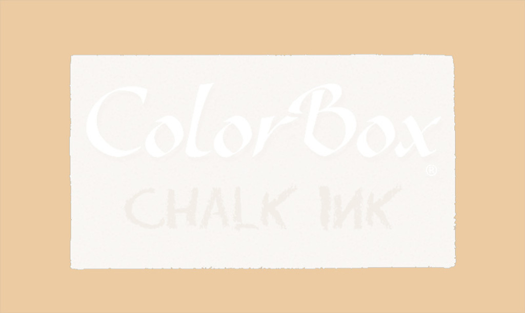 ColorBox Chalk Ink Refill - Butter