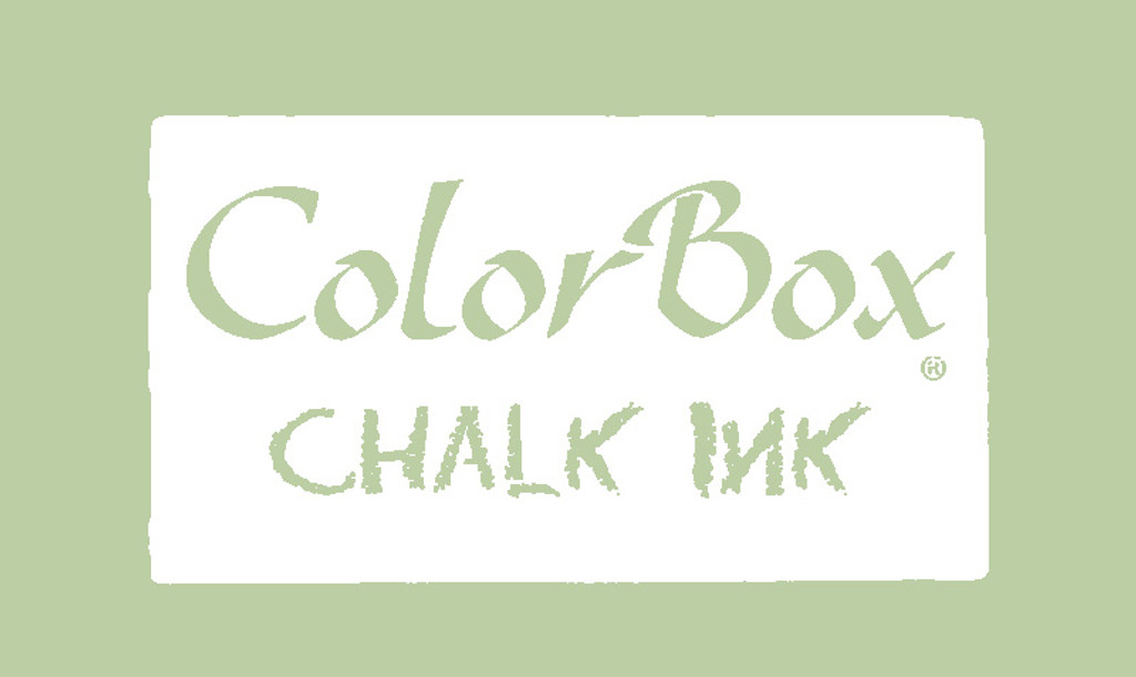 ColorBox Chalk Ink Refill - Olive Pastel
