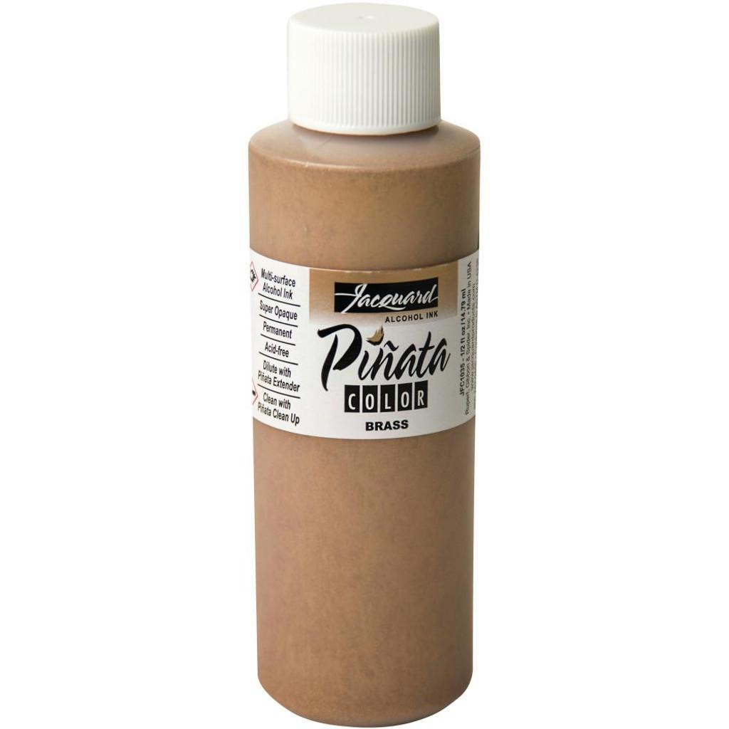 Piñata Alcohol Inks Brass