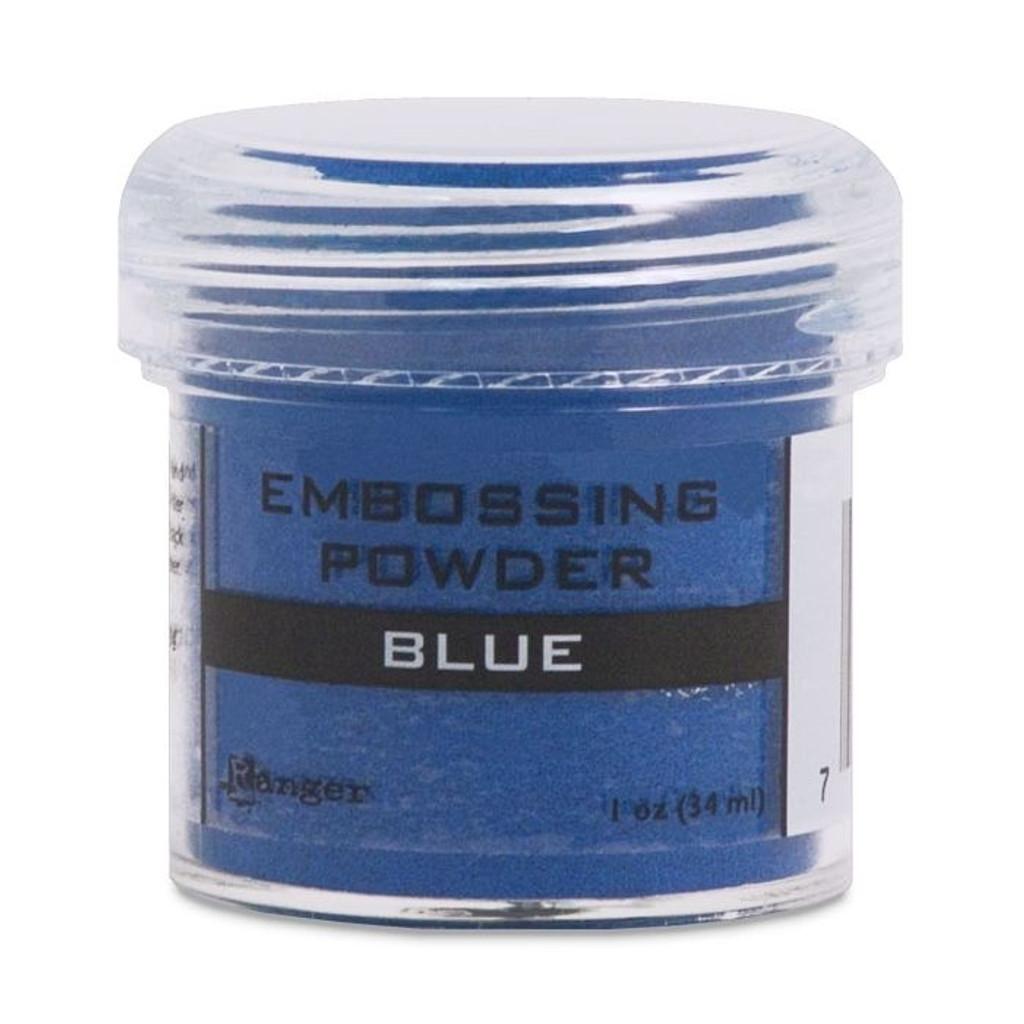 Ranger Blue Embossing Powder