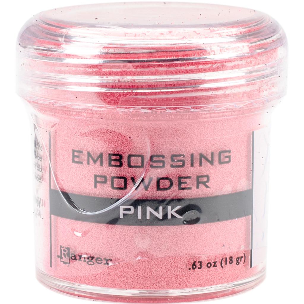 Ranger Pink Embossing Powder