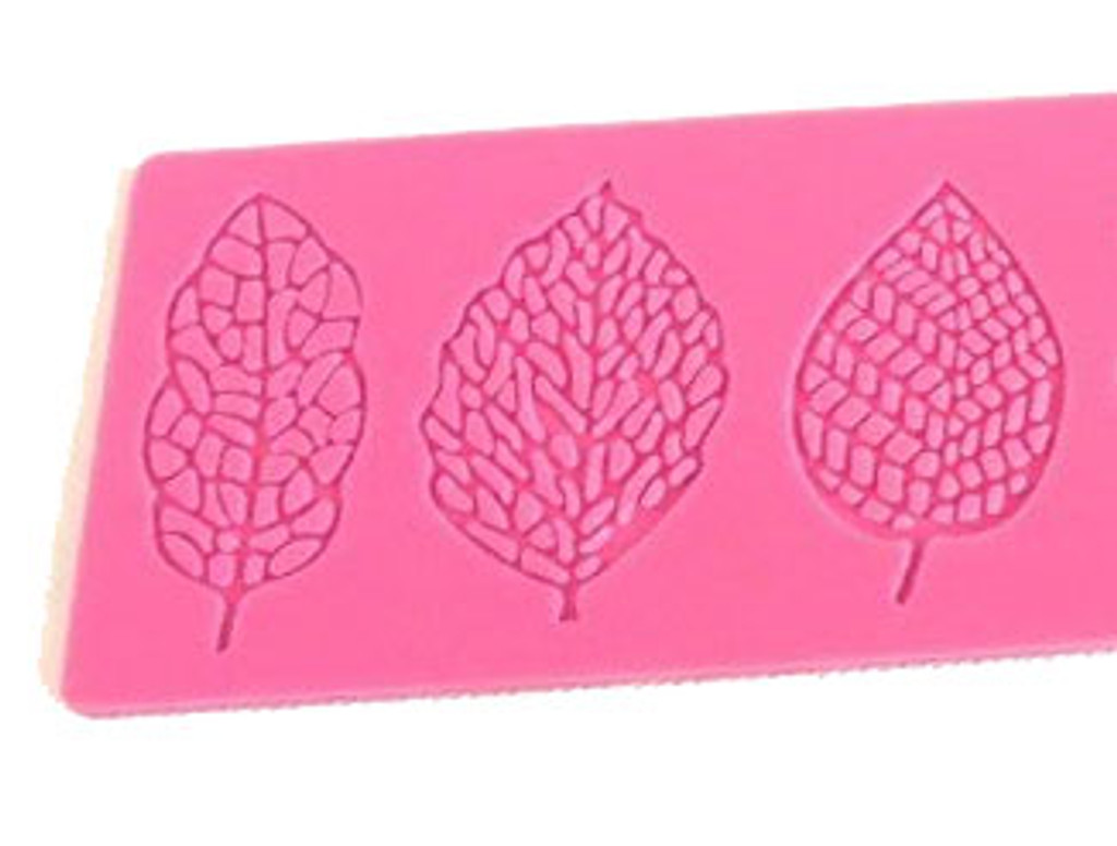 Three Leaf Lace Mold