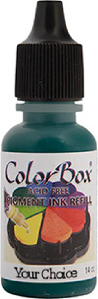 Colorbox Pigment Ink Refill - Orange
