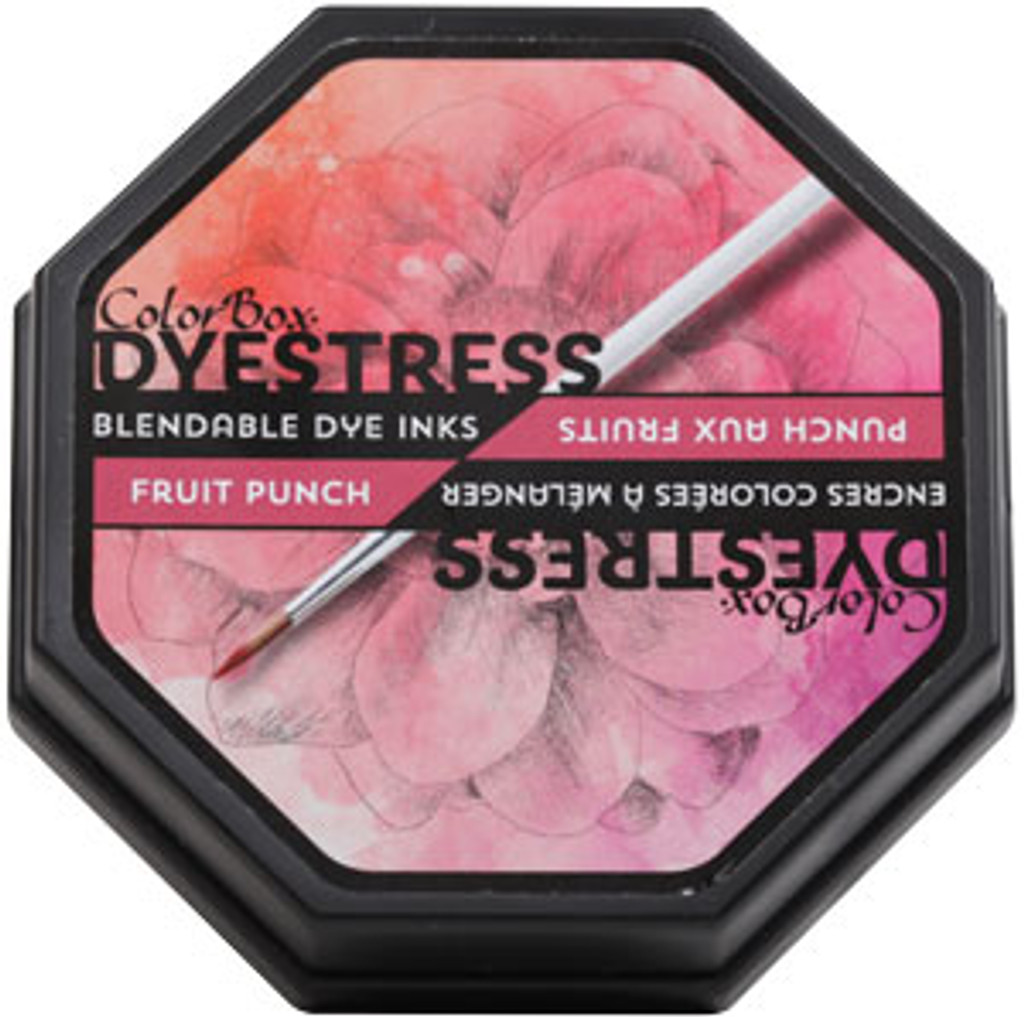 ColorBox® Dyestress Inkpads - Fruit Punch