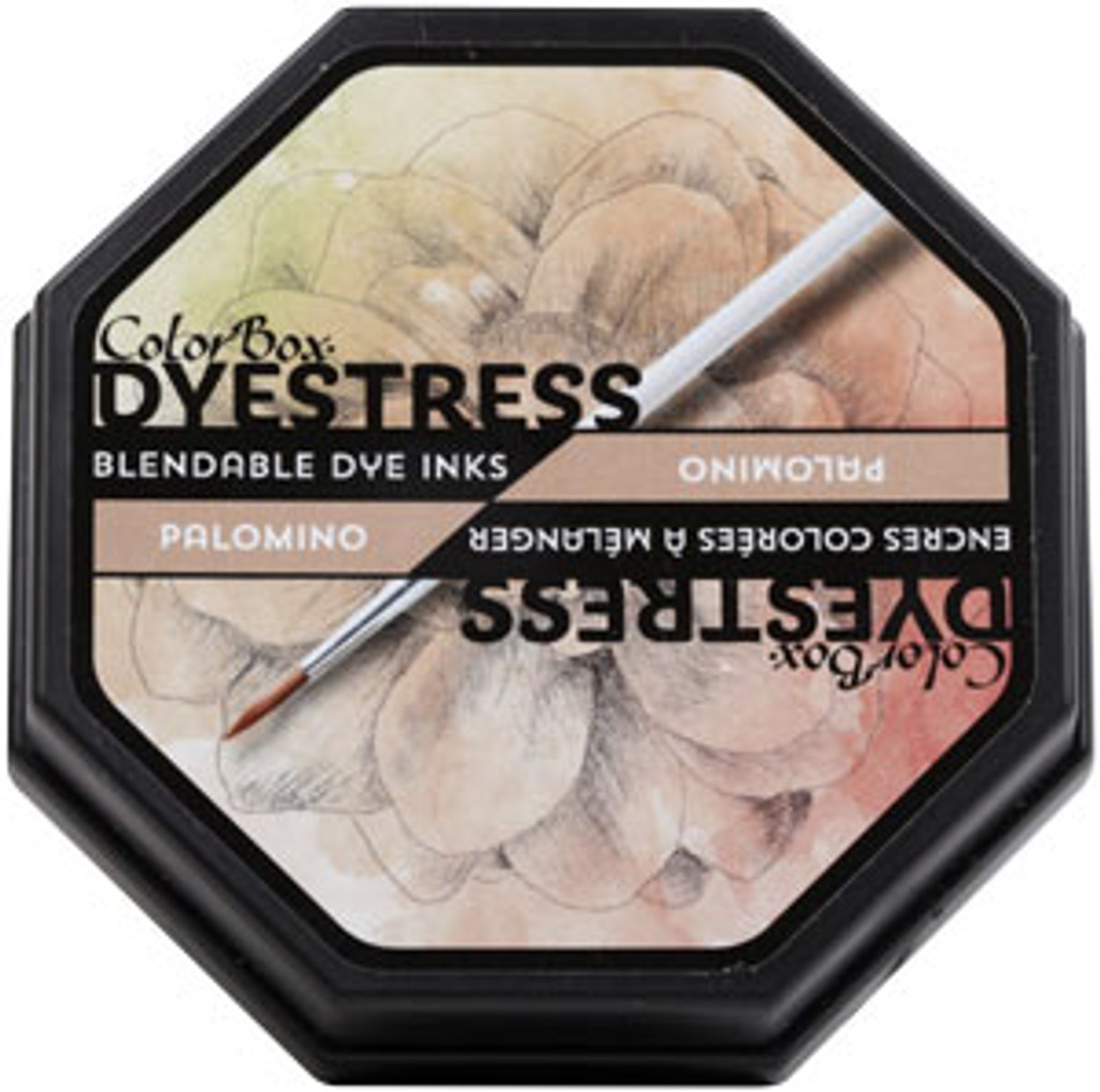 ColorBox® Dyestress Inkpads - Palomino