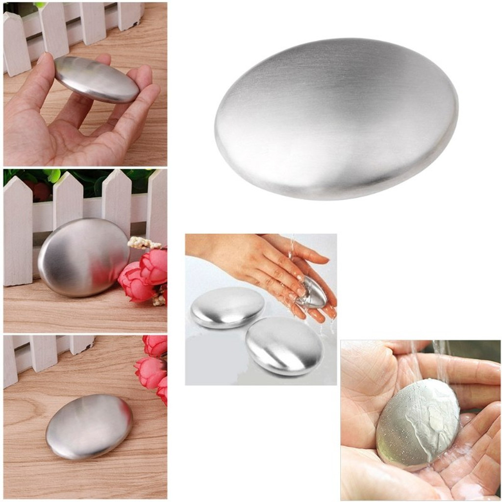 Soap Bar Stainless Steel