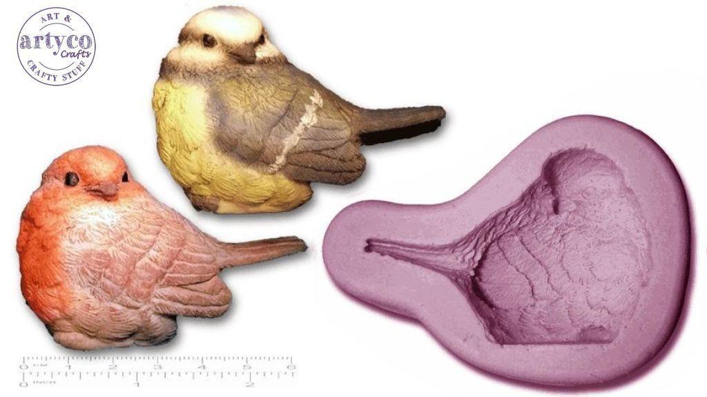 Bird - Robin Mold
