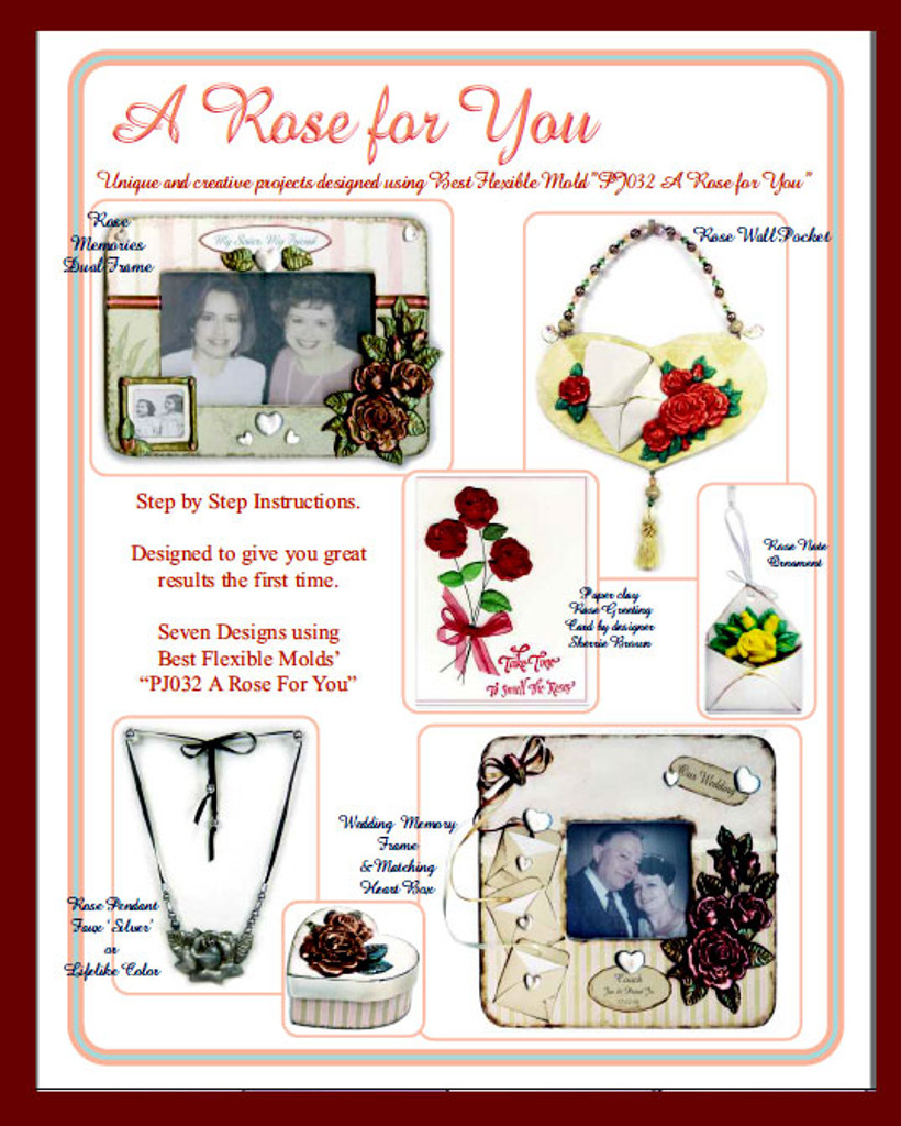 A Rose For You - Tutorial Free