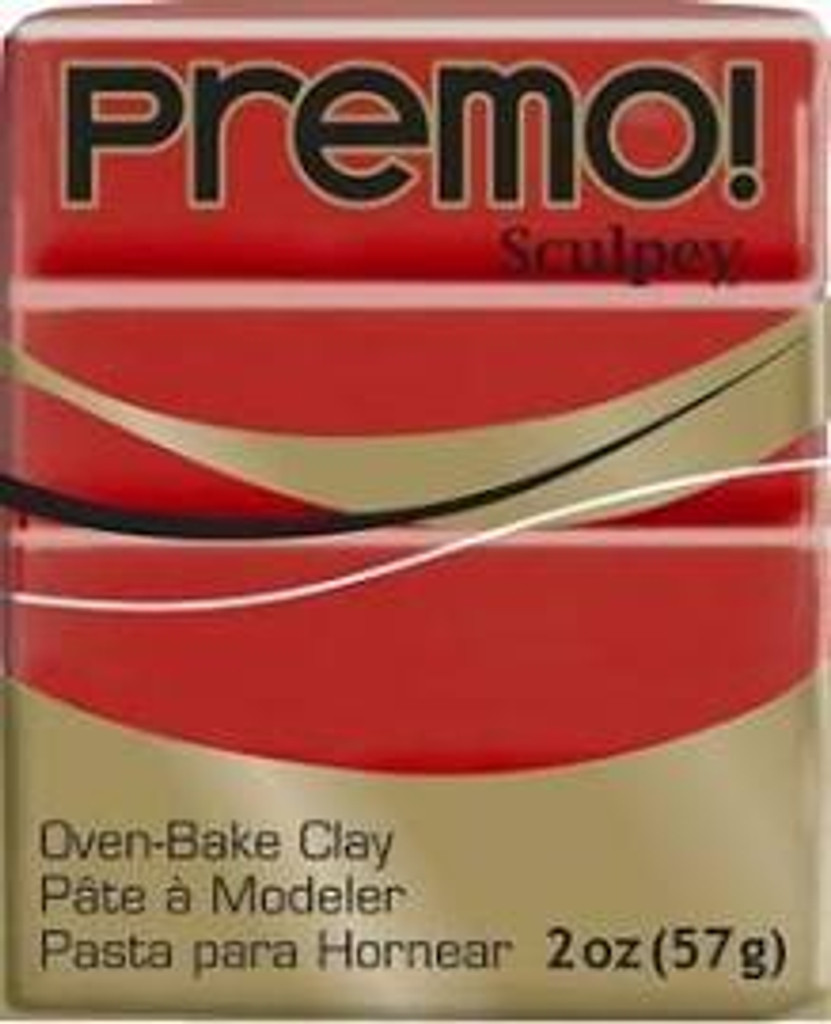 Premo! Sculpey® - Cayenne