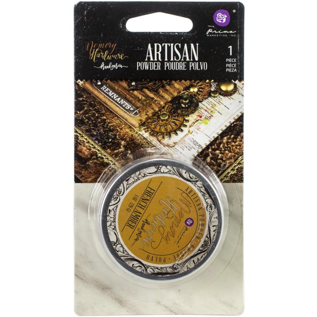 Frank Garcia Memory Hardware Artisan Powder - French Amber