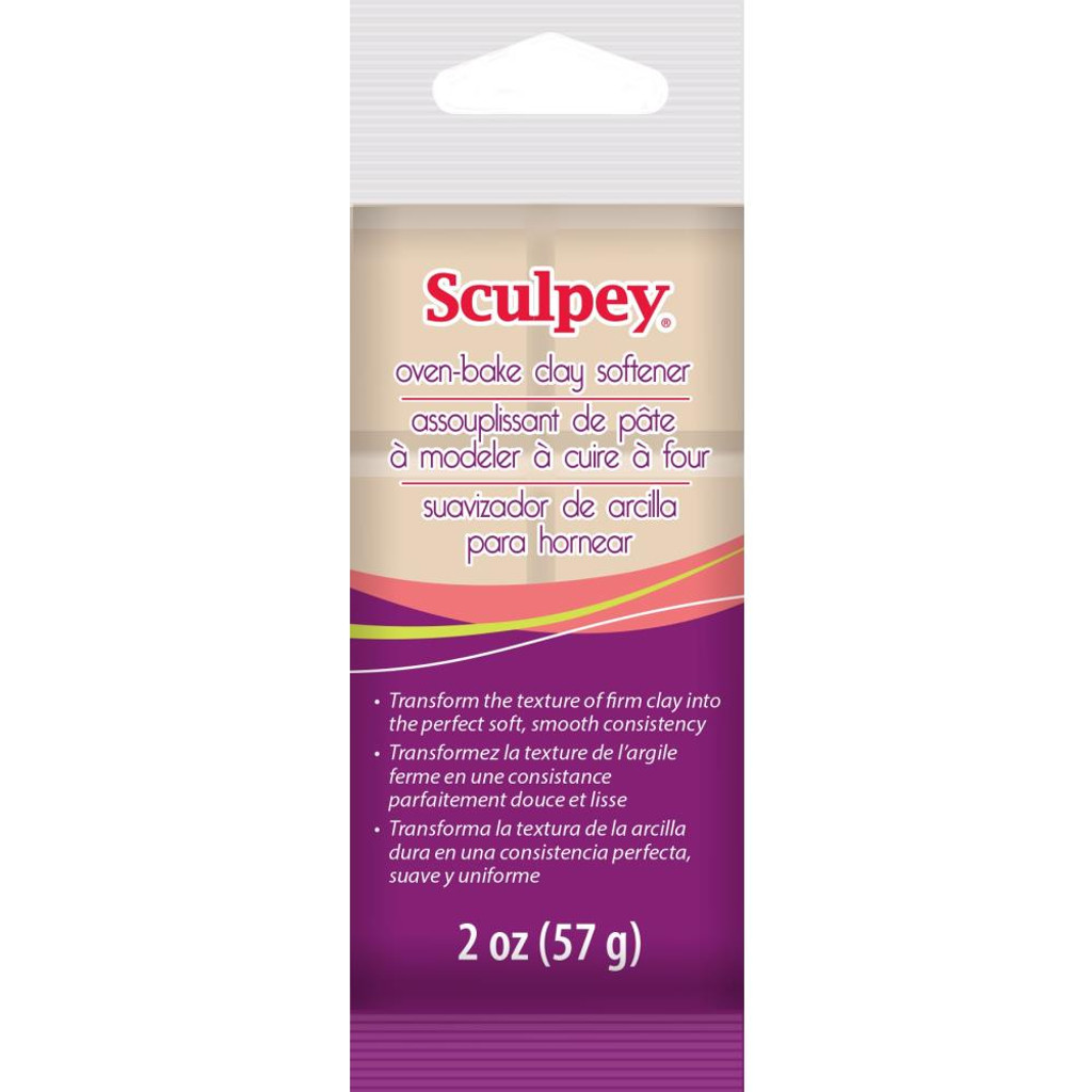 Sculpey Oven-Bake Clay Softener 2oz