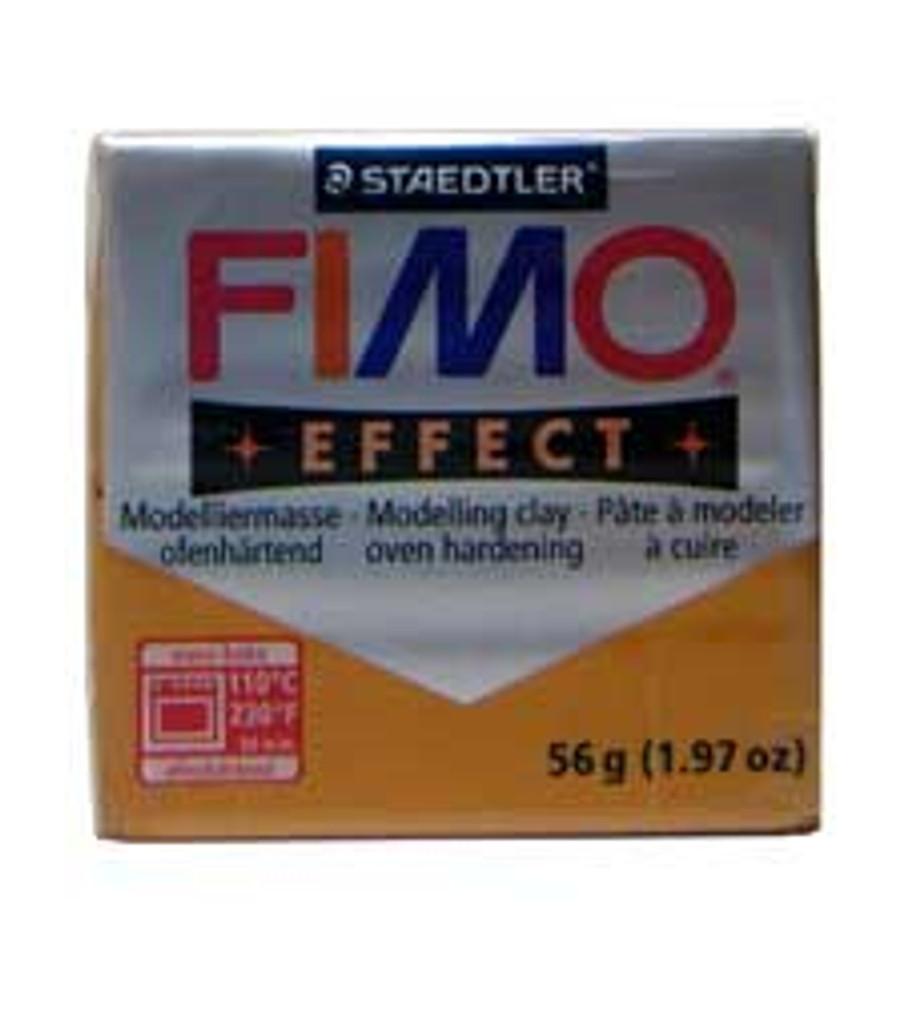Fimo Effect Metallic Gold