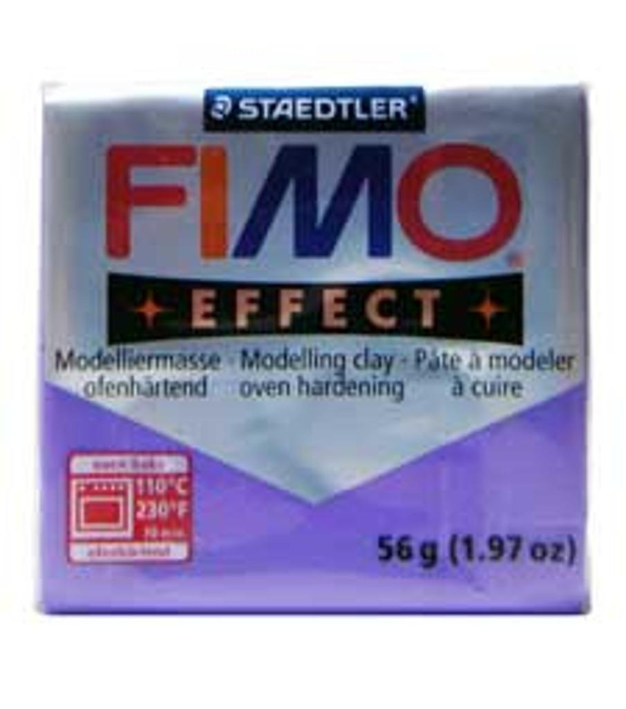 Fimo Effect Translucent Purple