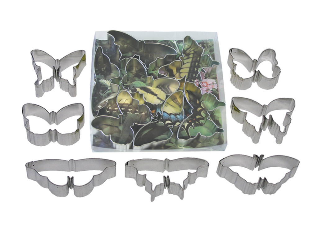 Cutters 7 Butterfly Boxed Set