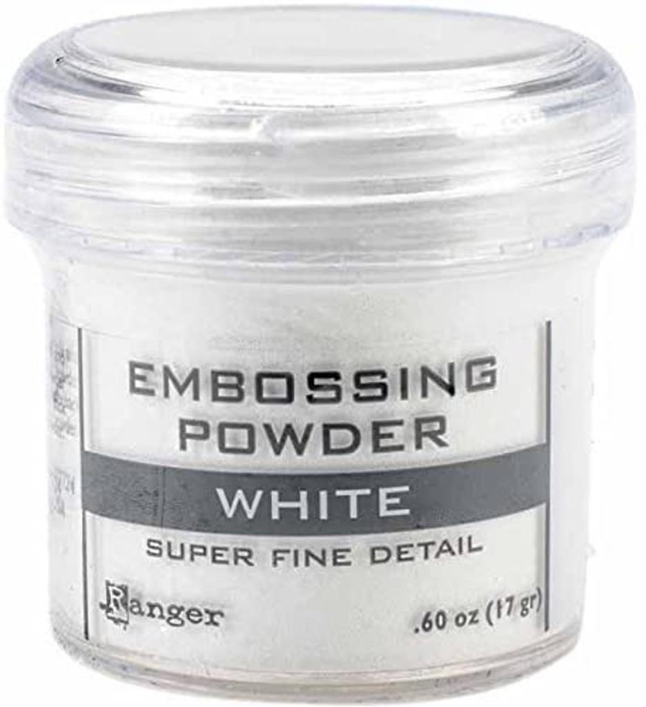Ranger Super Fine White Embossing Powder