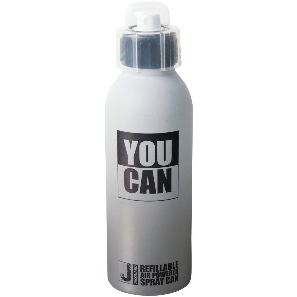 YouCAN - Fill with your favorite varnish and spray.
