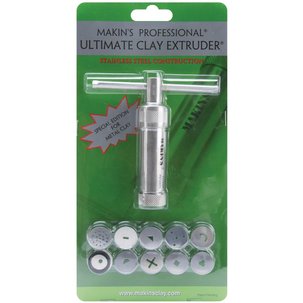 Makin's Professional™ Ultimate Clay Extruders™ Stainless Steel 35099