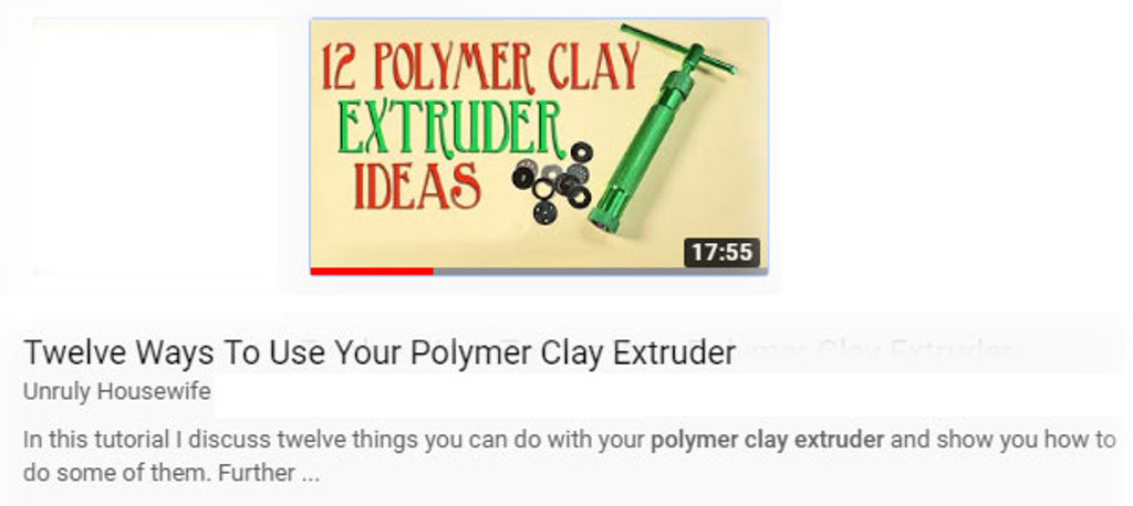 12 Ways to Use an Extruder