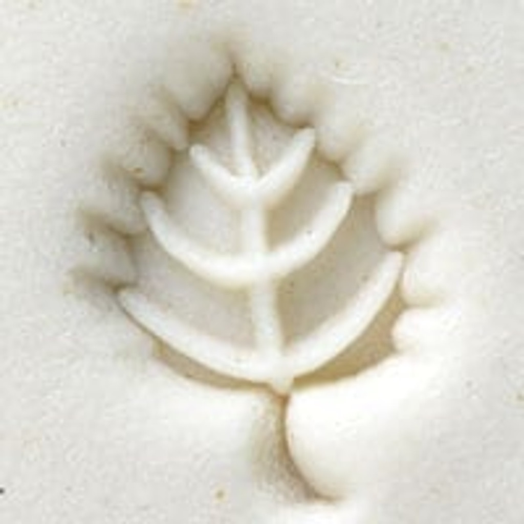 Beech Leaf Stamp