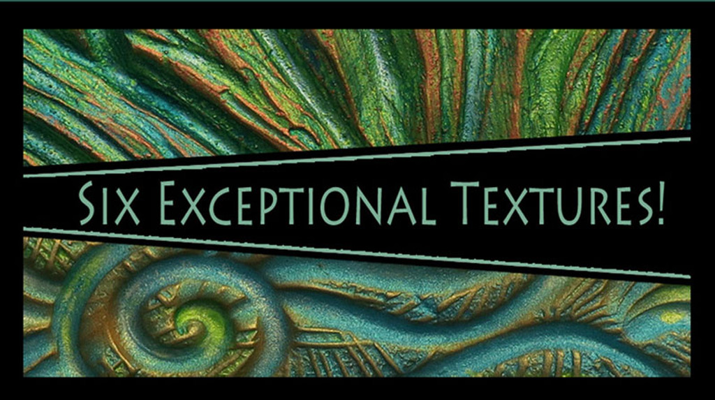 All about Helen Breil's Six Exceptional Textures! Class