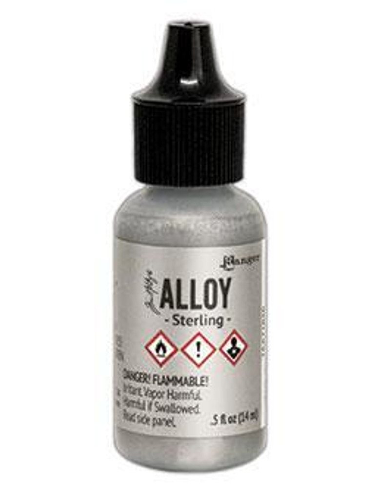 Tim Holtz Alloys - Sterling