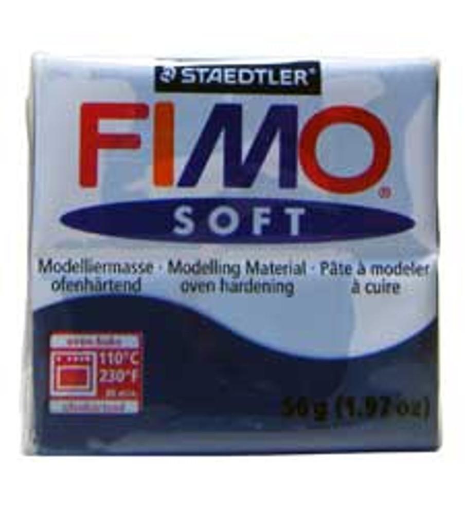 Fimo Soft Polymer Clay - Windsor Blue