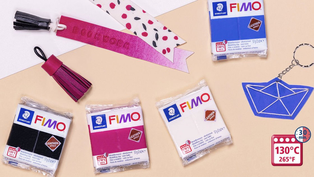 A General Tips Guide to working with Fimo Leather Effects