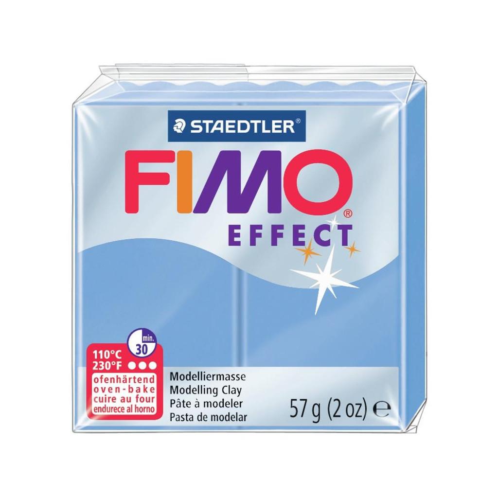 Fimo Effect Blue Agate