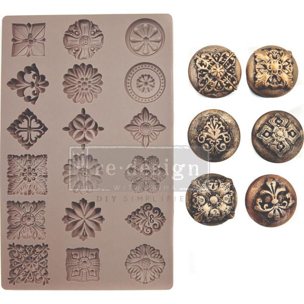 Curio Trinkets Prima Mold
