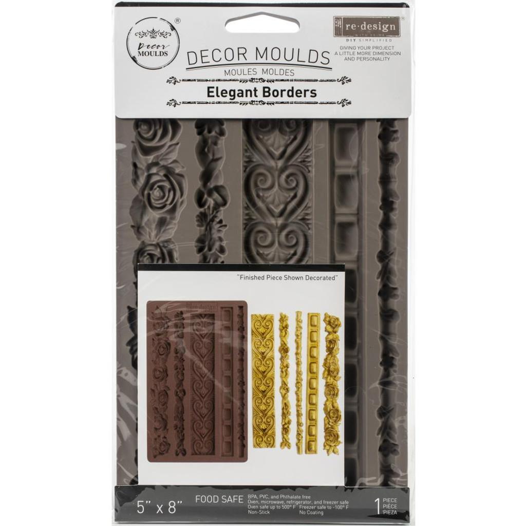 Elegant Borders Prima Mold