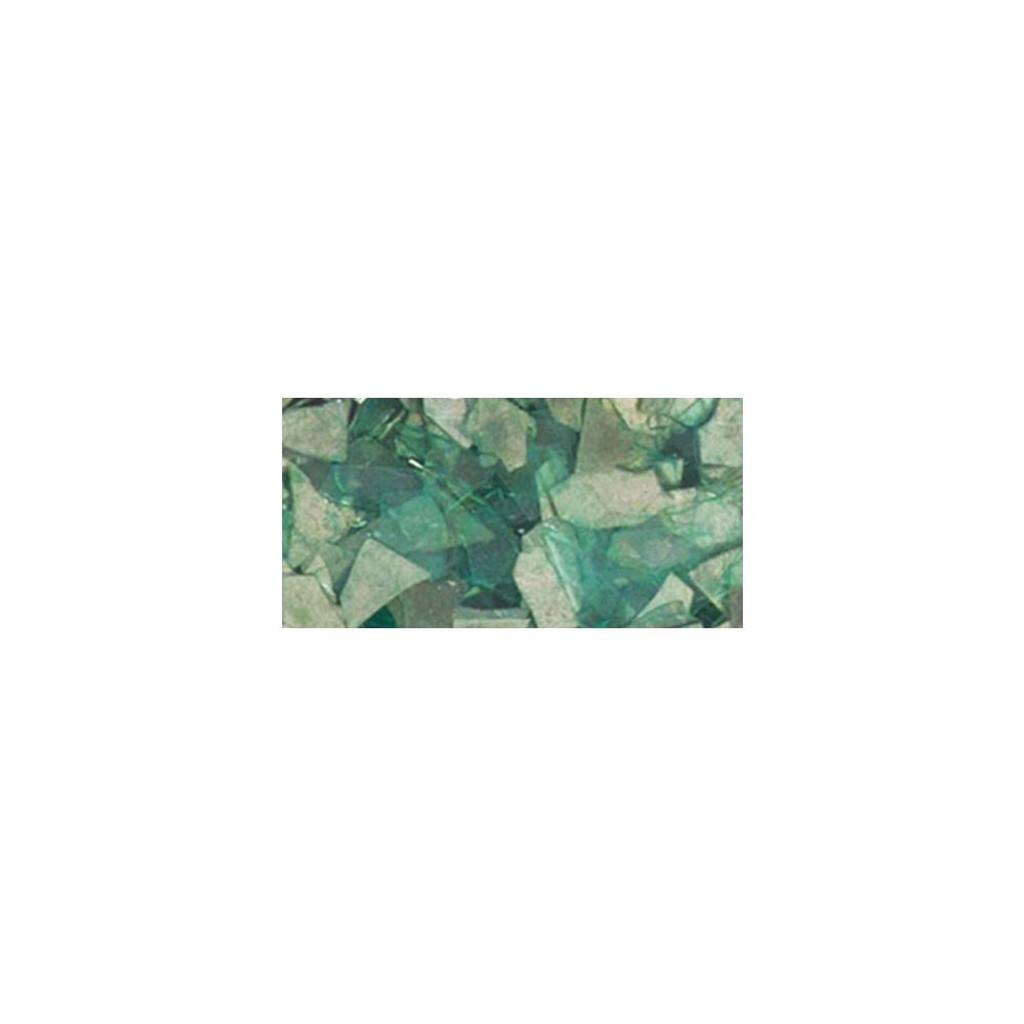 Ice Resin Glass Glitter Shards - Wintergeen