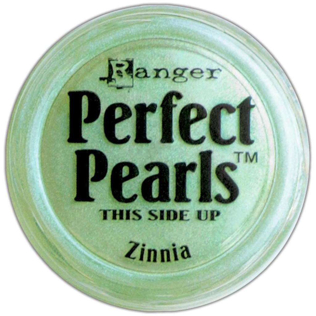 Perfect Pearls Pigment Powders - Zinnia