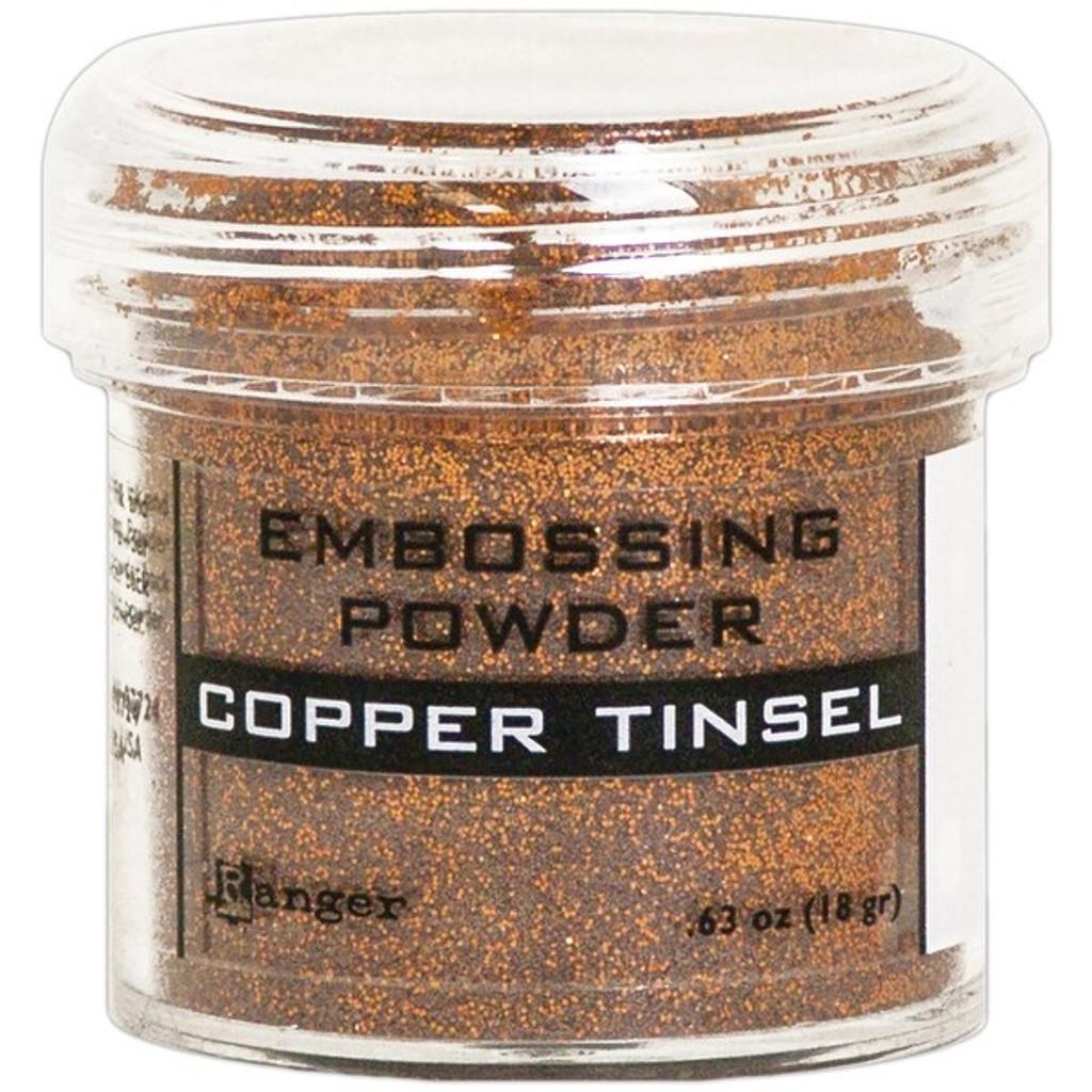 Ranger Copper Tinsel Embossing Powder