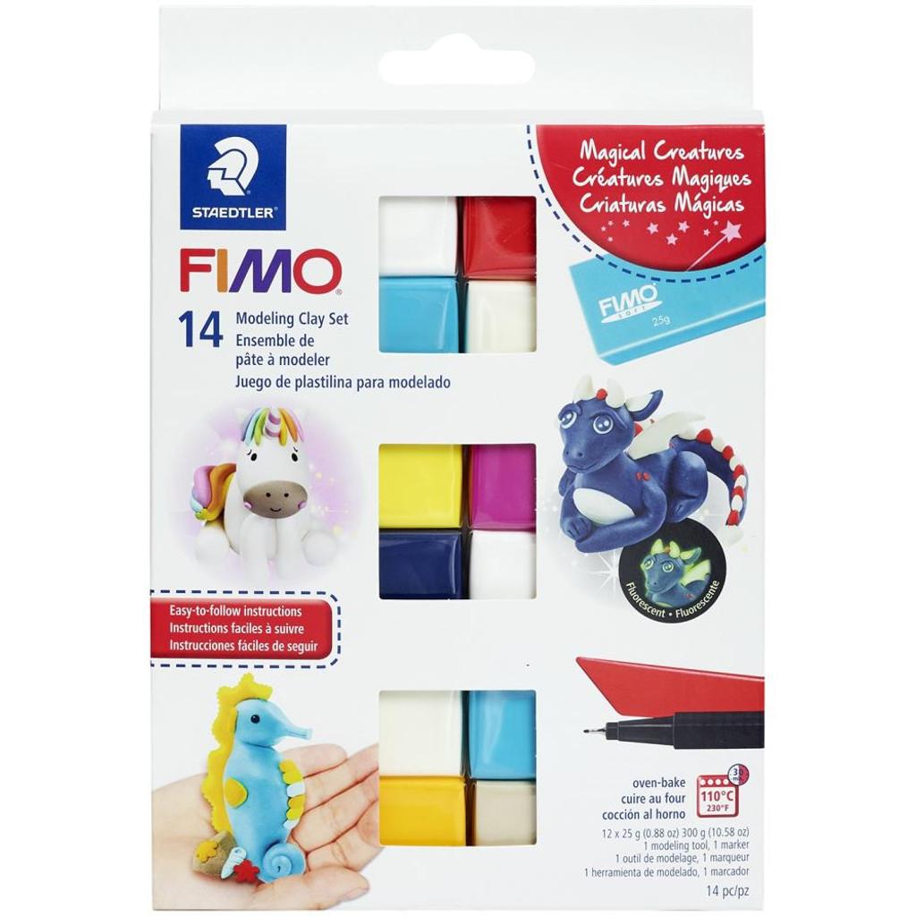 Fimo Professional Set - Magical Creatures
