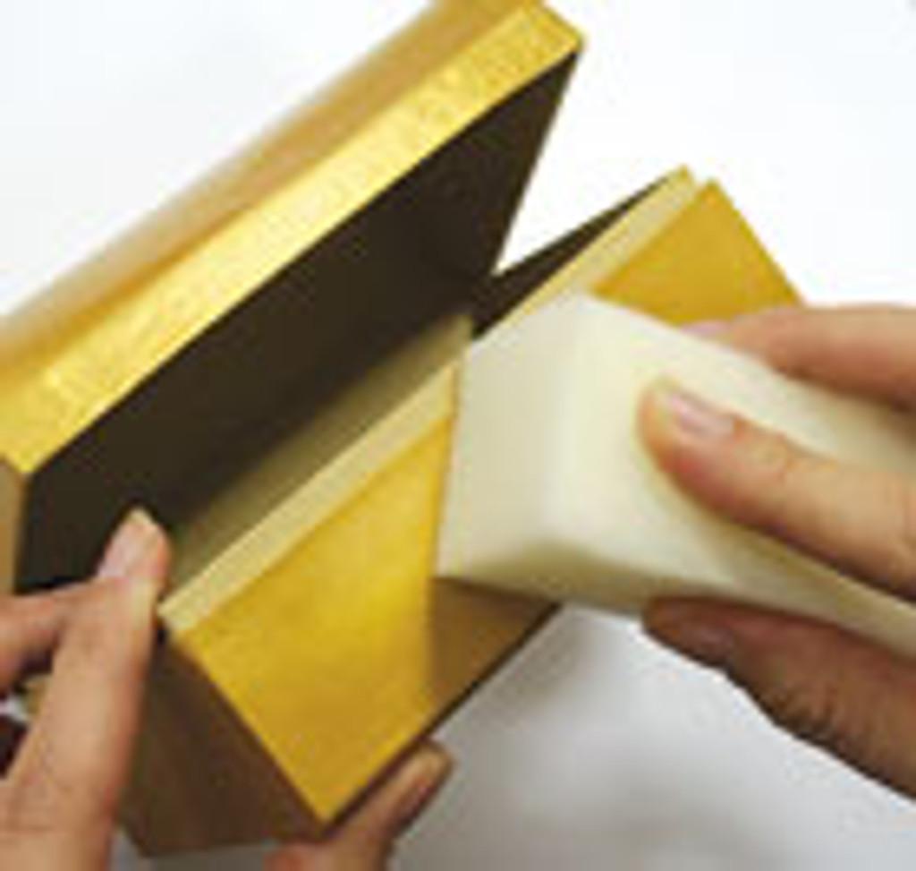 Inka-Gold Metal Gloss Paint Sample Size Jars